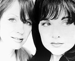 Wait, which one is the dog and which is the butterfly? Nancy and Ann Wilson are still crazy on you after all these years.