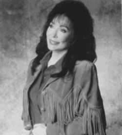 """I've always sung about true life,"" Loretta Lynn says. ""And sometimes, they couldn't stand that."""