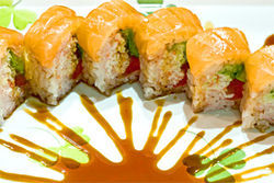Rollin' up north: Sushi Sakana's many-splendored maki is worth the trek to Plano.