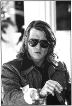 Depp charge: As George Jung, Johnny provides Blow's rush.