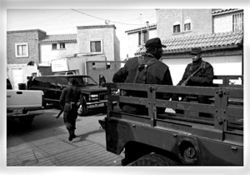The AFI, Mexico's federal police, descended upon the House of Death on January 23, 2004.