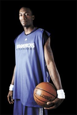 What are you getting Josh Howard for Valentine's Day?