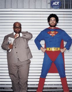 Despite a Super camel toe, Danger Mouse provided the best record of the year.