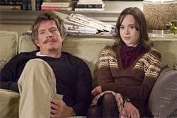 You gotta admit that Thomas Haden Church (with Ellen Page) would make a pretty cool uncle.