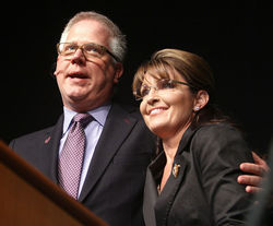 Broden, a favorite on the Glenn Beck Program, has been endorsed by Sarah Palin.