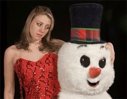 Stacey Oristano co-stars in the silly snowjob that is Happy Holi-divas! at WaterTower Theatre.