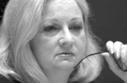 Council member Mary Poss: OK, Mr. Ross. Whatever you say, Mr. Ross.