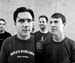 Jimmy Eat World has finally stopped looking over its shoulder on Bleed American and started looking over its record collection.