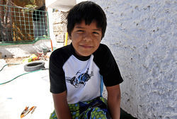"Eight-year-old Esteban, standing outside his family's house, first saw dead bodies two years ago, in a car four blocks from home. He asked his father: ""Even if they did something really bad, they didn't deserve to die, right, Daddy?"""