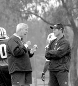 From 10-6 to 6-10...no wonder Bill Parcells looks like he wants to punch someone.