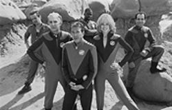 Phasers set on fun! The cast of Galaxy Quest, the TV show and the movie