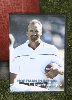 Kicking guru Steve Hoffman was once the answer man.