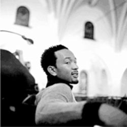 On his major-label debut, Get Lifted, former church pianist John Legend mixes the sacred and the profane with collaborators such as Kanye West and Snoop Dogg.