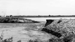 In June 2004, a levee broke on the San Joaquin River in 
