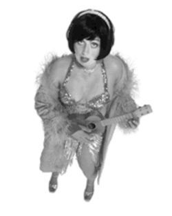 Kitten on the Keys, BurlesqueFest's Clara Bow