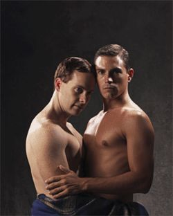 Thrill Me: The Leopold and Loeb Story offers a tale of two young men in love with each other--and with evil.
