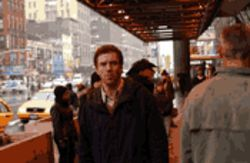 Damian Lewis created a moving portrait of despair in  Keane.