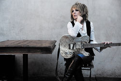 Lucinda Williams has nothing to prove.