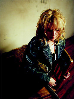 The sisterly Lucinda Williams