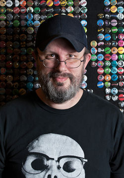 Mark Burke's Mad World Records aims to make the music-buying experience in Denton more convenient.