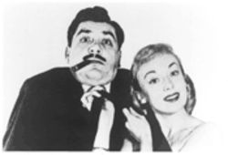The revolution was televised: Ernie Kovacs' rare TV work will be presented by wife and fellow performer Edie Adams.