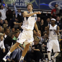 Dirk Nowitzki is the most underappreciated athlete in the history of Dallas sports.  Could it be because he is white?