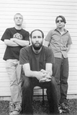 """I'm not doing anything very tricky at all,"" Built to Spill's Doug Martsch, with beard, says. You're wrong, Doug."