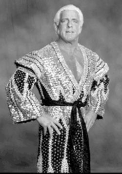 """Nature Boy"" Ric Flair"