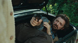 Junk in the trunk: Vincent Cassel as Jacques Mesrine