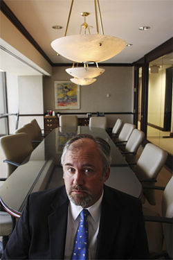 In the other corner is lawyer Robert Jenevein. The two bitter legal rivals squared off in a battle between competing lawyers over fees from a wrongful death case that lead to troubling accusations of misconduct at the Mexican Consulate.