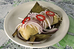 Tamal for all: Irving has the market cornered on Peruvian imports.