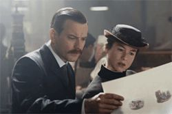 Ewan McGregor and Rene Zellweger in the chipper Miss Potter 