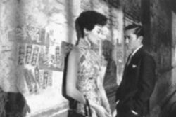 Touch me, don't touch me: Maggie Cheung Man-yuk and Tony Leung Chiu-wai are lovers in thought only.