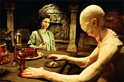 Pan's Labyrinth: Parents, tuck the kids in first.