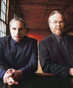 Donald Fagen and Walter Becker, on the other hand...