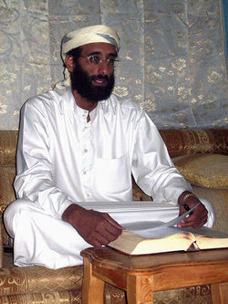 Former MSA president Anwar al-Awlaki and a few others give Horowitz all the cover he needs.