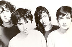 Hopefully a new album will give My Bloody Valentine an excuse to shoot a new press photo.