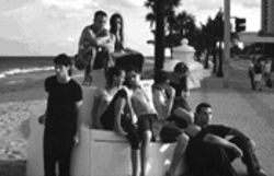 The cast of Bully lounges on the beach in Fort Lauderdale. I ponder changing my name and moving to Ohio at midnight.