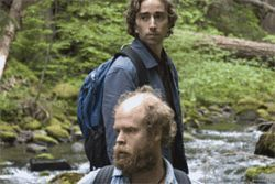 Daniel Cordon and Will Oldham trek to the woods to find...something.