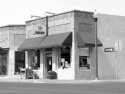 Mike and Jean Hardy's small bookstore in Alpine will be the birthplace of a new Bridges novel.