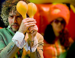 Wayne Coyne and The Flaming Lips stared Denton down and won crowds over despite two pretty long stage malfunctions.