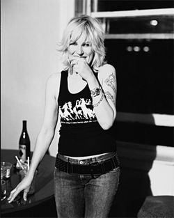 In a rare moment, Lucinda Williams actually laughs.