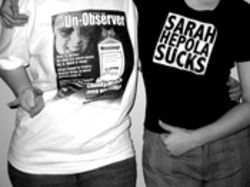 Order your Sarah Hepola-bashing shirt today!
