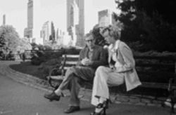 Autumn in New York: Once again, Woody Allen woos women half his age--in this case, Téa Leoni.