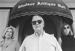 Genie Chappell , Michael Cates, and Connie L. Jones were among the antique dealers locked out when two Dallas antique malls closed.