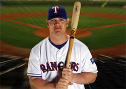 Third baseman Hank Blalock is back—sans rib—and none too soon for the Rangers, who can use his big bat.