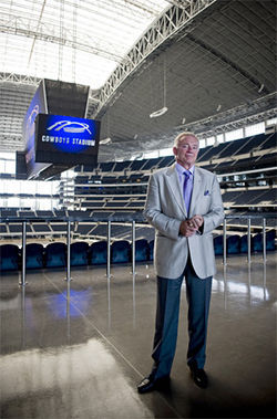 Only the Dallas Cowboys&amp;#146; owner could build a palace