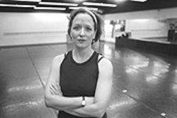 Lori Darley founded Dancers Unlimited, only to see the troupe fold this year because of a lack of interest among Dallas audiences.