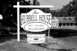 Thee Hubbell House B&B was launched by a Baptist minister before Carmichael and his partner bought it. The mansion was originally completed in 1888.