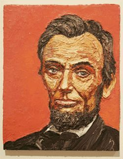 Robert Terry&#039;s &quot;Lincoln, 1863&quot;
